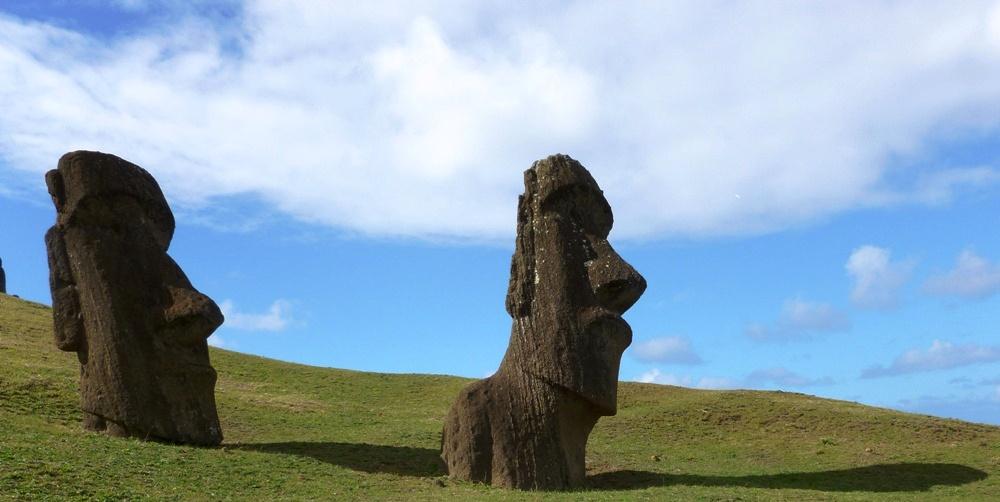 Peru and Easter Island 810