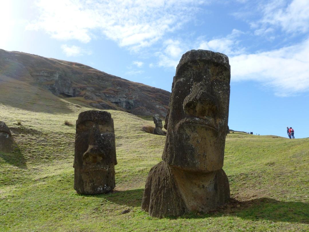 Peru and Easter Island 812