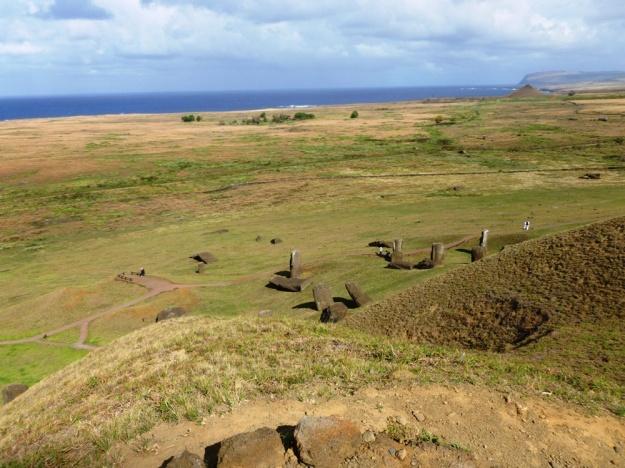 Peru and Easter Island 825
