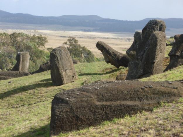Peru and Easter Island 832