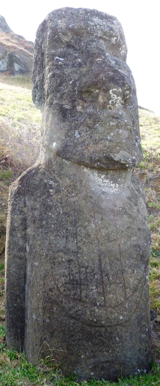 Peru and Easter Island 844