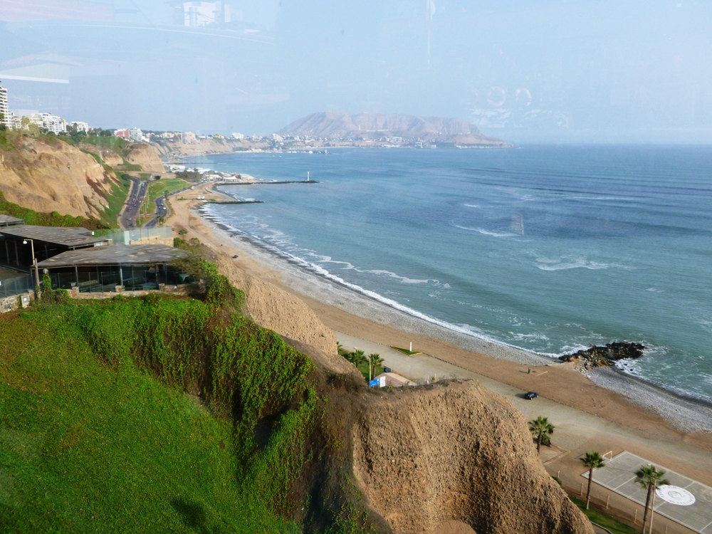 Peru and Easter Island 540