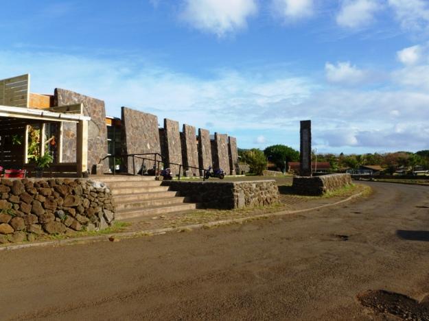 Peru and Easter Island 554