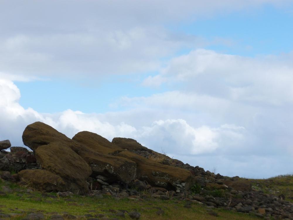 Peru and Easter Island 676