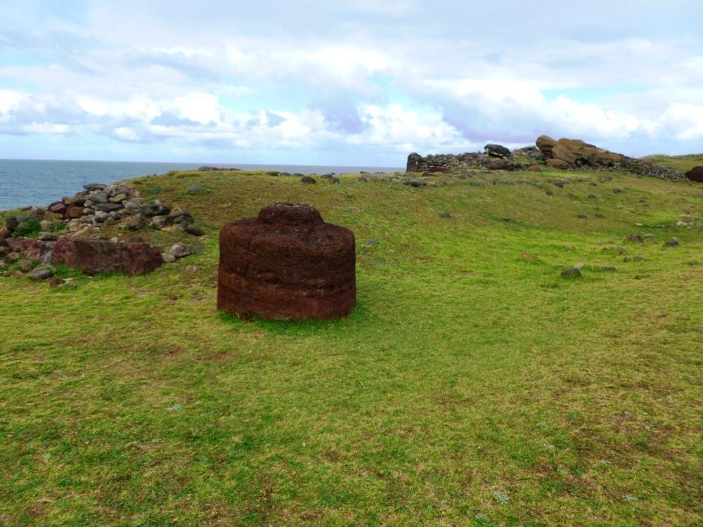 Peru and Easter Island 688