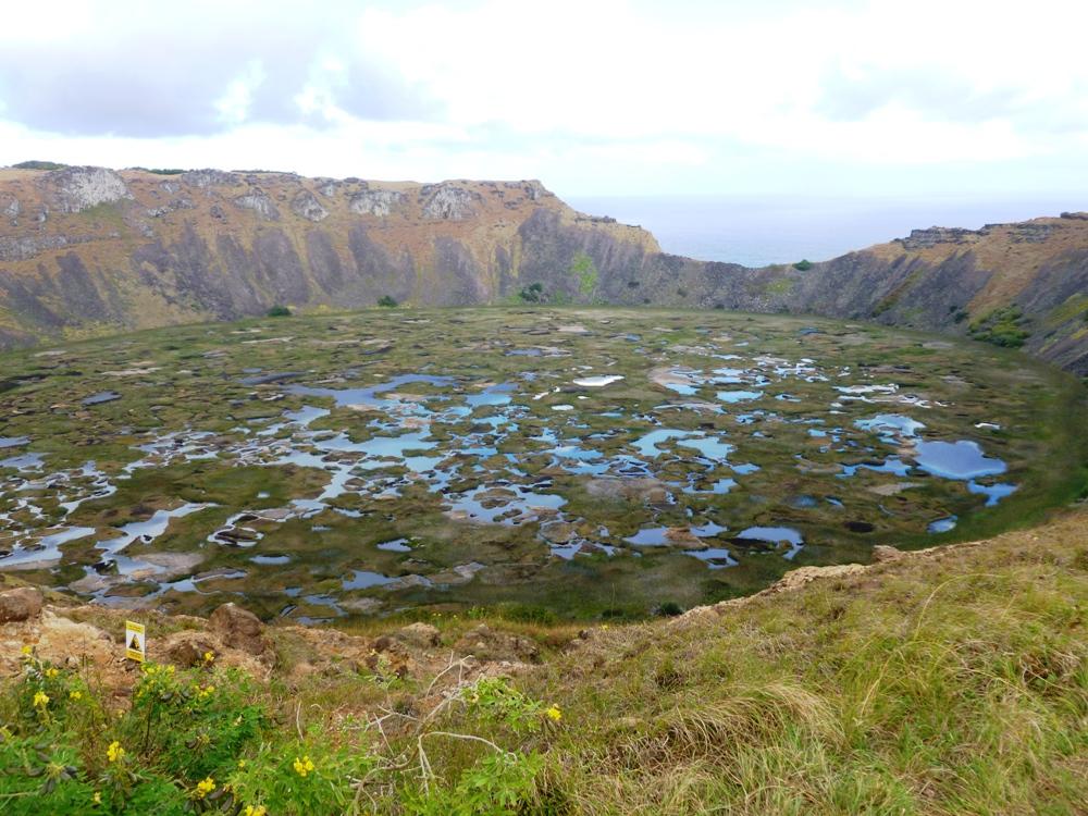 Peru and Easter Island 696