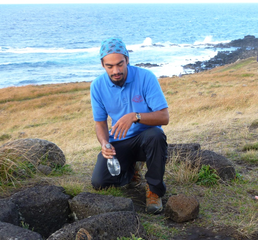 Peru and Easter Island 740