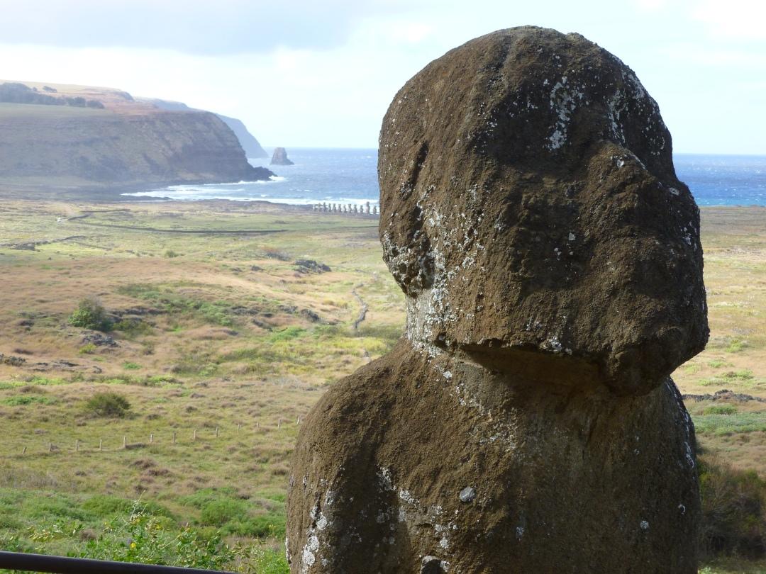 Peru and Easter Island 839