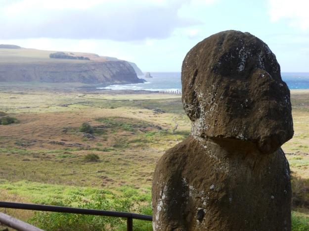 Peru and Easter Island 841