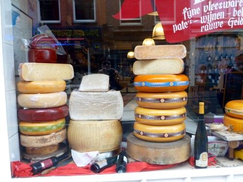 Cheese shop