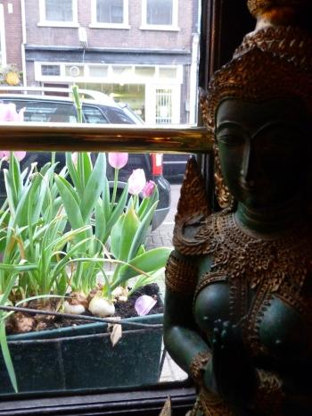 Thai restaurant in Amsterdam