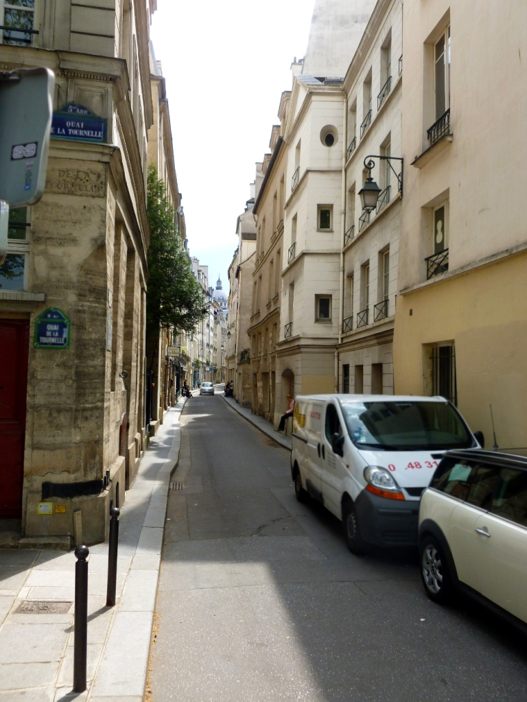 A street in the Latin Quarter