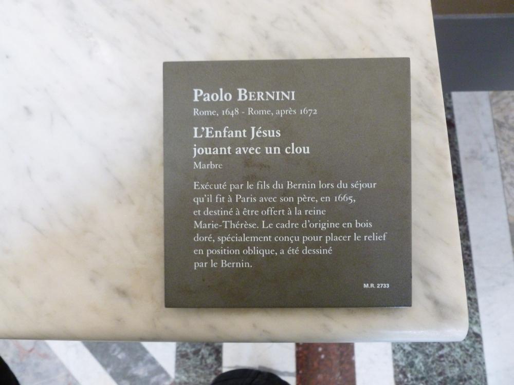 Bernini explanation