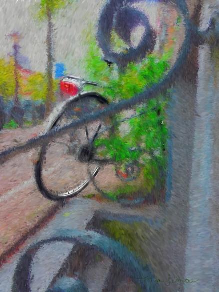 Bikes_Painting 3