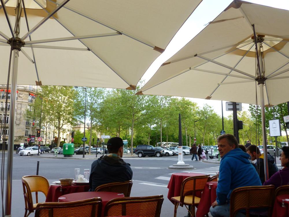 Cafe Champs du Mars