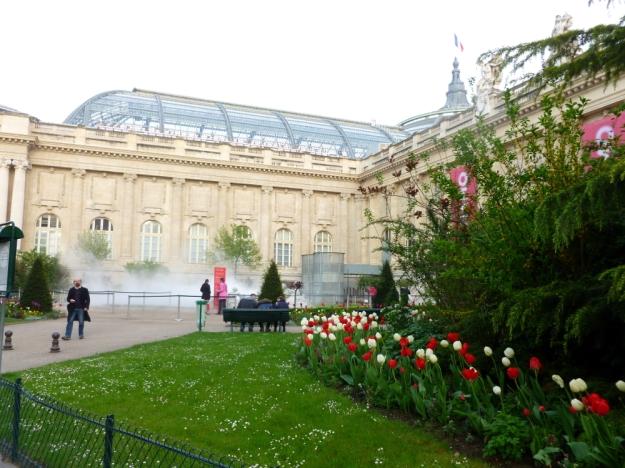 Grand Palais back