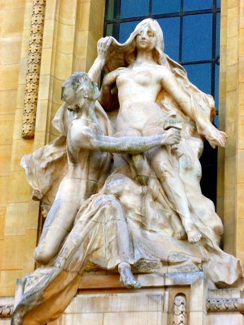Grand Palais detail