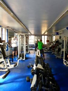 Gym Quartier Latin La Salle des Muscles