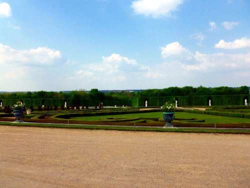 Palace of Versailles Grounds