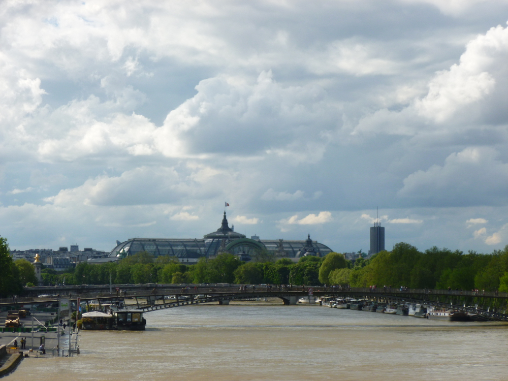 The Grand Palace and Seine