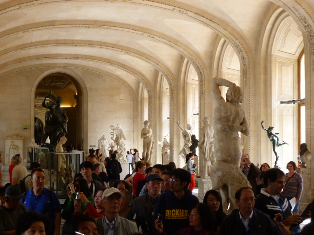 The sculpture room 2