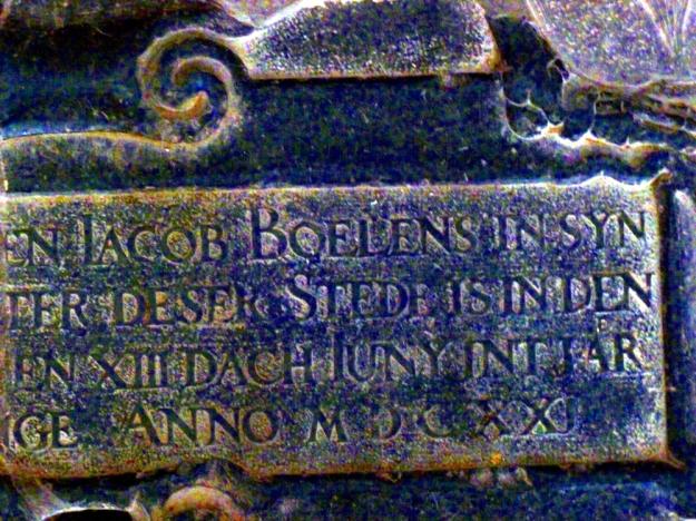 tombstone 1621