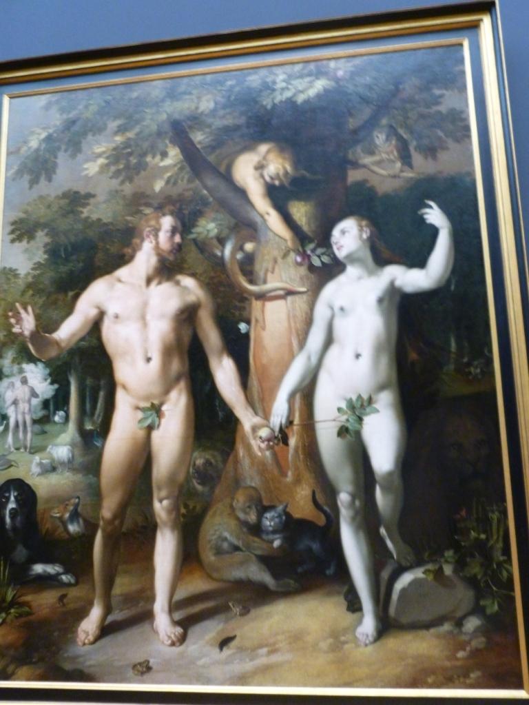 Cornelis Cornelisz. The Fall 1592 1