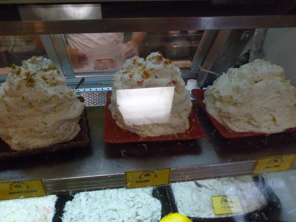 Shmear, a deli in the upper west side