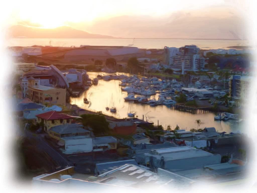 Marina Sunrise, Townsville