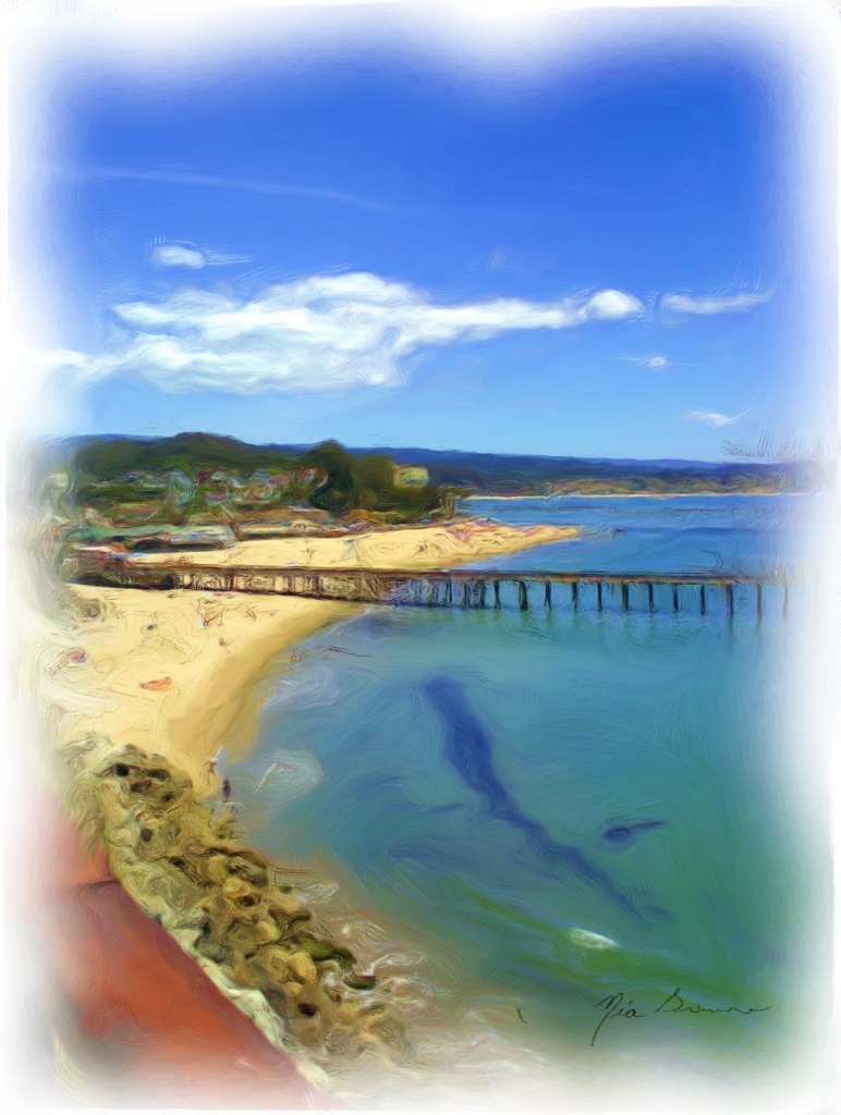 Capitola 002_Painting