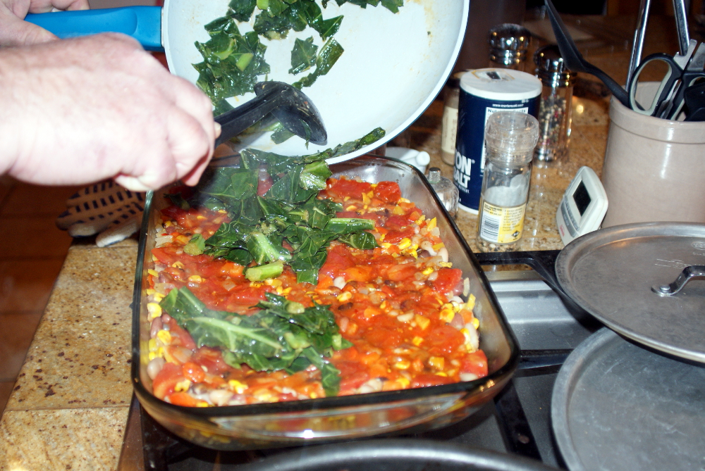 Mooswood Chilaquile Casserole