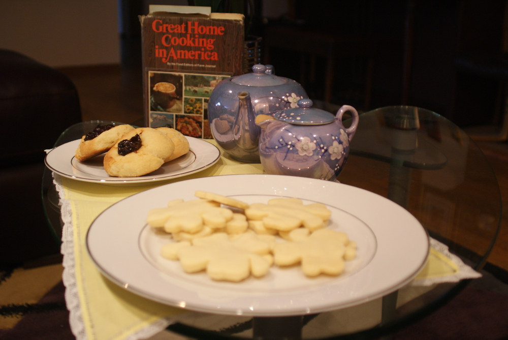 Kolaches, cookies and Great American Home Cooking