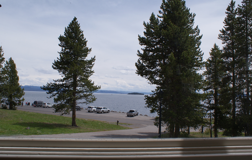 Yellowstone Lake Hotel