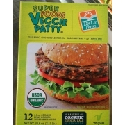 Super Food Veggie Burger