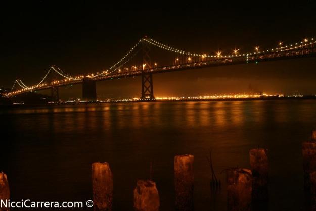 The Bay Bridge, San Francisco