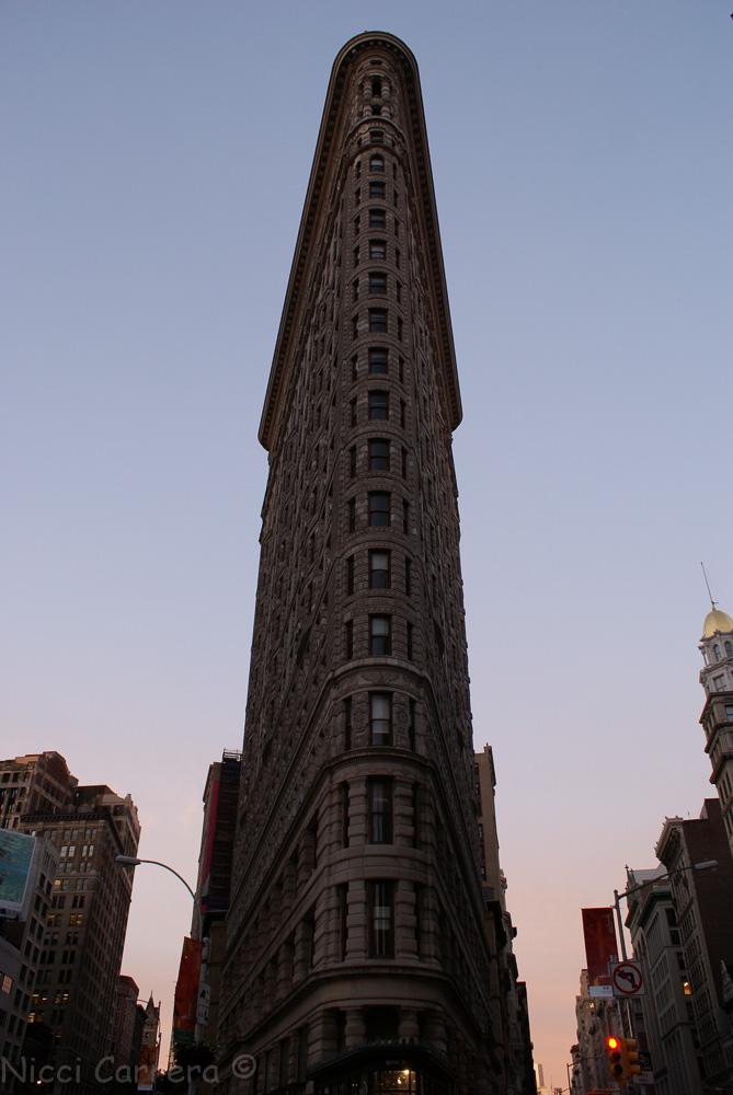 Flatiron Building New York City