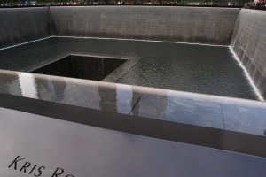 Reflecting Pools, World Trade Center Memorial, New York City