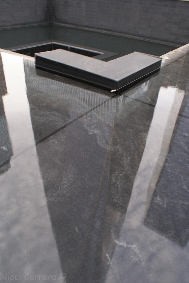 Reflecting Pools, World Trade Center Memorial, New York City