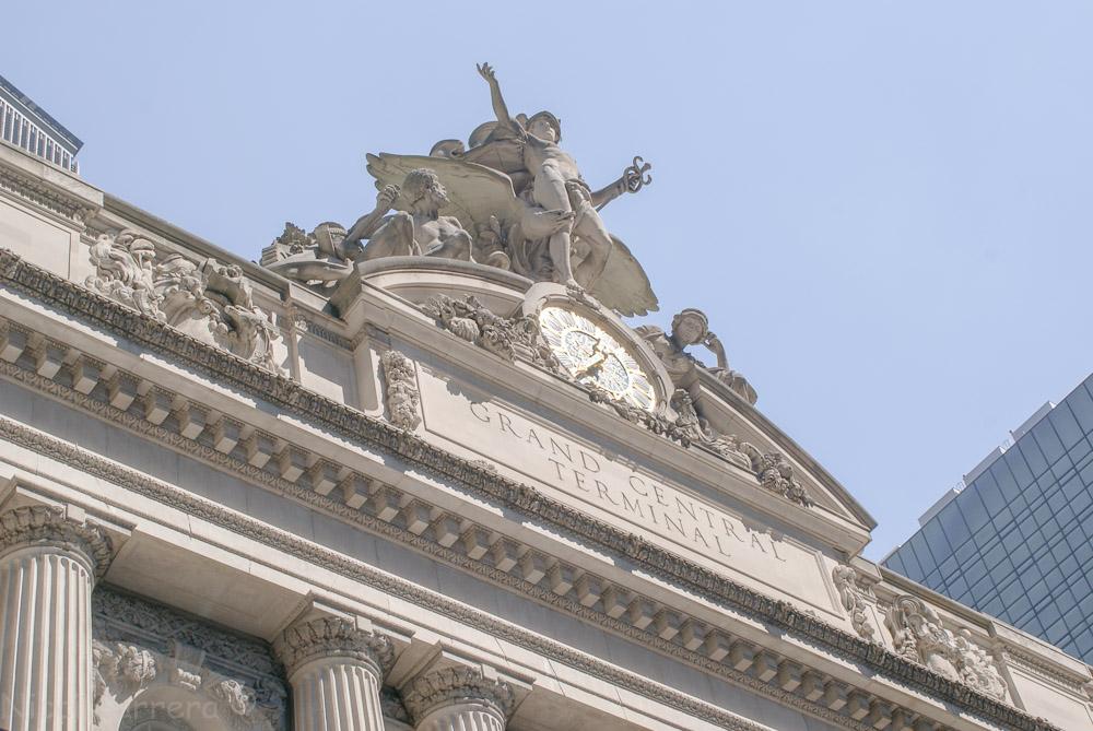 Grand Central Entrance