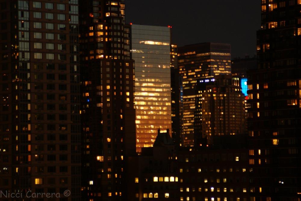New York City nightfall-1