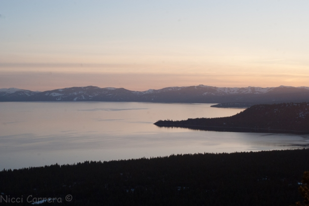 Tahoe sunset-1