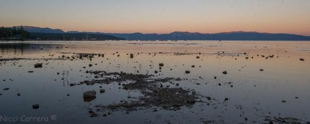 Tahoe sunset-1